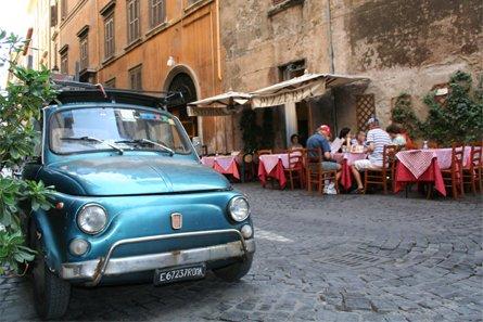 Se déplacer à Rome