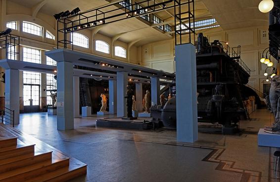Exposition archéologie classique et industrielle