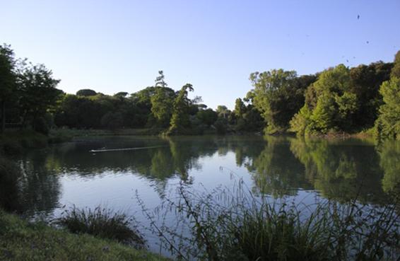 Lac de la Villa Doria Pamphili