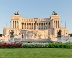 Le Vittoriano à Rome