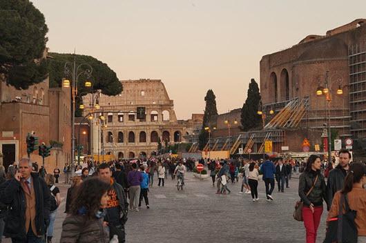 rues de rome