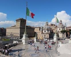 Les différents quartiers de Rome