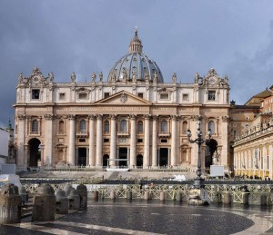 basilique cathedrale rome