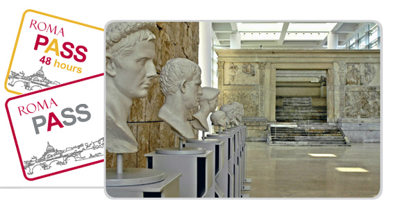 pass transport musee rome