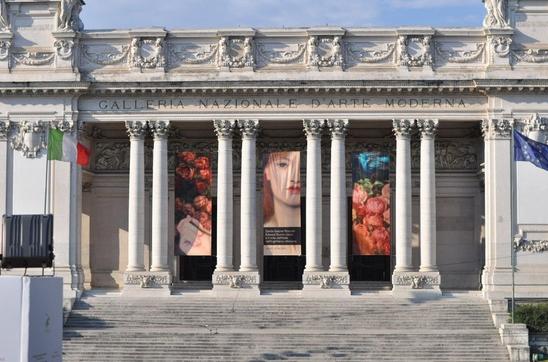 Découvrez les galeries d'art de Rome