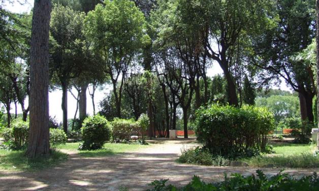 Les plus beaux parcs à Rome