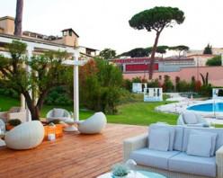 Les hôtels de rêve à Rome