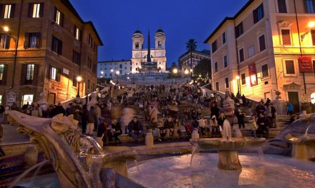 Les endroits les plus branchés à Rome