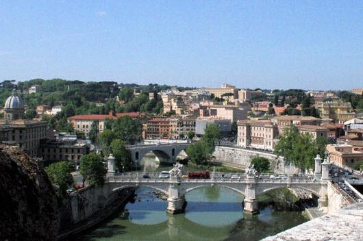 Découvrez les lieux romantiques de Rome