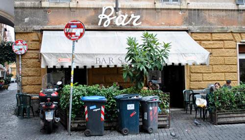 Le Bar San Calisto