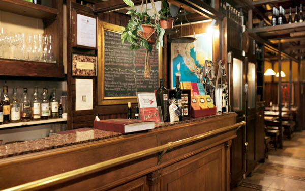 Les bars insolites à Rome