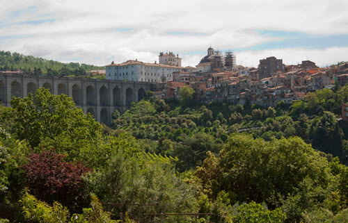 Le parc régional des Castelli Romani