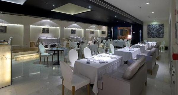 Les restaurants gastronomiques de Rome