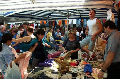 marché de la Porta Portese