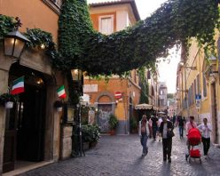 Guide du shopping de luxe à Rome