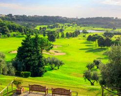 Où faire un golf à Rome et ses environs ?