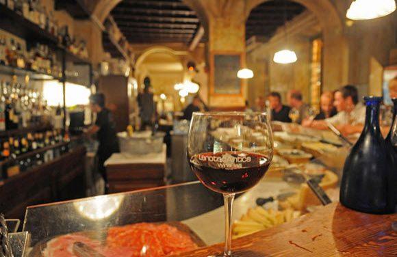 Découvrez les meilleurs bars à vin de Rome