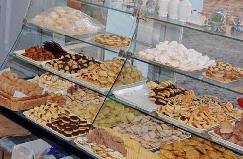O aller pour manger les meilleurs p tisseries de rome for Les meilleurs cuisinistes italiens