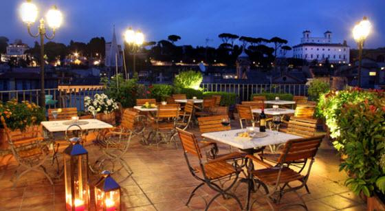 Où se loger à Rome pour les vacances de février ? Notre sélection d'hôtels