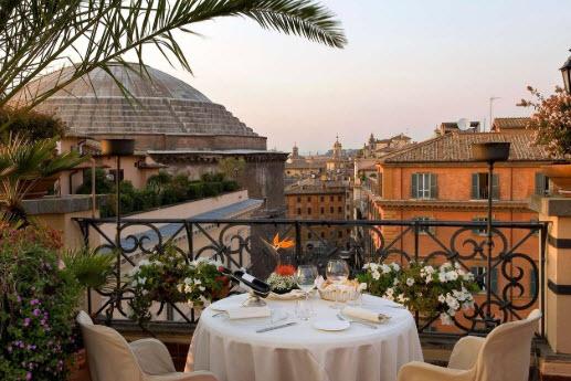 Les plus beaux spots de Rome pour se détendre en terrasse