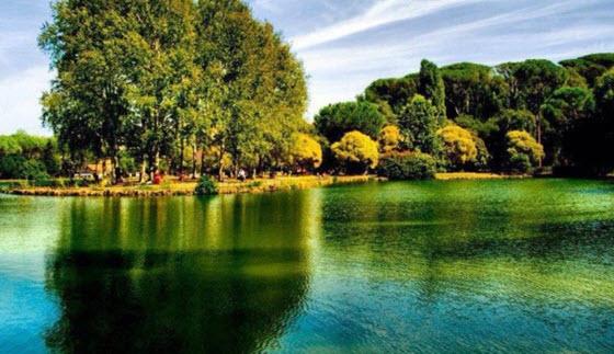 Les endroits les plus agréables de Rome pour profiter des premières chaleurs