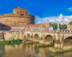 Zoom sur le Château Saint-Ange de Rome