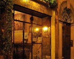 Découvrez les vins italiens chez Ai Tre Scalini à Rome