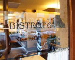Zoom sur la cuisine bistronomique du Bistrot 64 à Rome