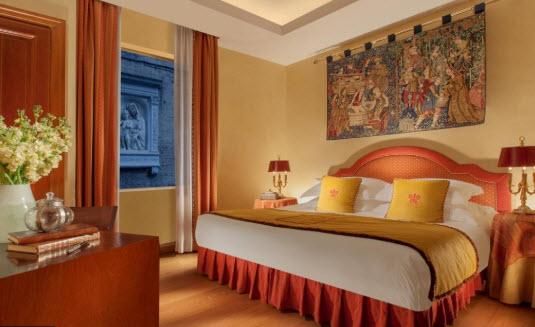 Les meilleurs hôtels du Centro Storico à Rome