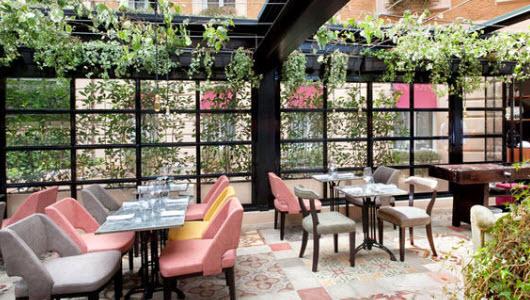 Découvrez The Corner, l'un des meilleurs restaurants de Rome