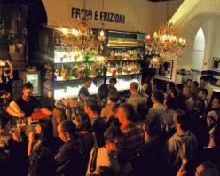 Focus sur Freni e Frizoni un bar tendance de Rome